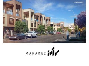 District 5 new cairo townhouse
