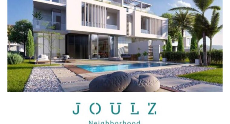 Twin house joulz