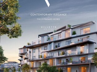 Auto DraftVillette Residences New Cairo by SODIC