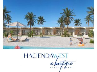 Haceinda West by PALM HILLS