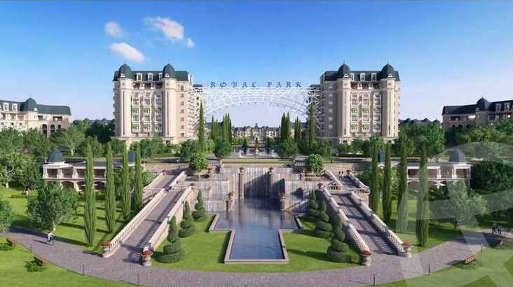 Mountain View iCity New Cairo – ماونتن فيو اى سيتي