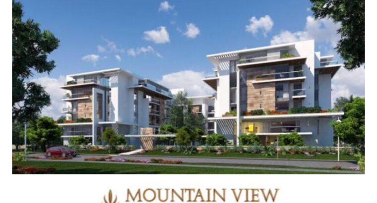 I city new cairo by MOUNTAIN VIEW